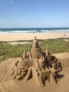 talk about sand castle