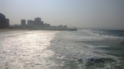 Durban- coz the east coast is the best coast