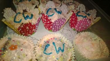 Charity Week Cupcakes