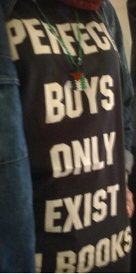 the top says it all tbh. and yes that is  Palestinian Flag necklace.