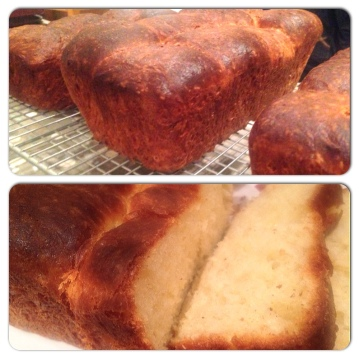 I MADE BRIOCHE LIKE ACATUAL FRENCH BREAD BY HAND