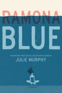 Ramona Blue Book Cover