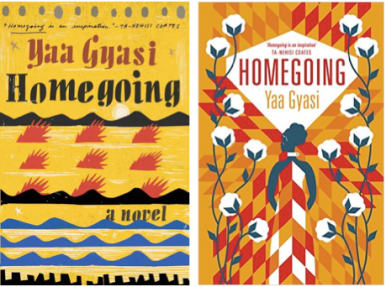 Homegoing Book Covers