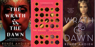 The Wrath and the Dawn Book Covers