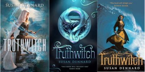 Truthwtich Book Covers