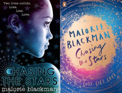 Chasing the Stars Book Covers